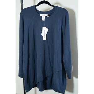 Workshop Clothing Blue Long Sleeve